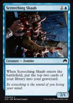 Screeching Skaab (FOIL) 1