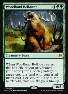 Woodland Bellower (FOIL) 1