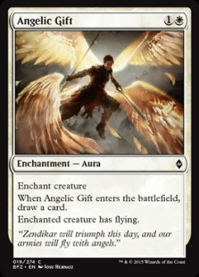 Angelic Gift (FOIL) 1