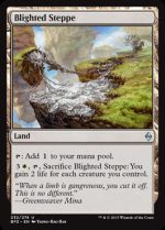 Blighted Steppe (FOIL) 1