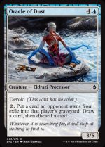 Oracle of Dust (FOIL) 1