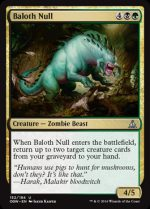 Baloth Null (FOIL) 1