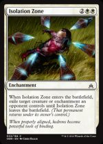 Isolation Zone (FOIL) 1