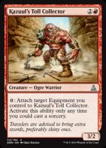 Kazuul's Toll Collector (FOIL) 1