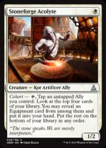 Stoneforge Acolyte (FOIL) 1