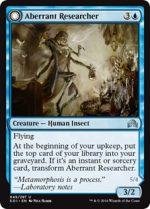 Aberrant Researcher - Perfected Form (FOIL) 1