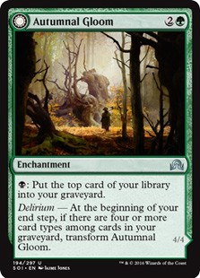 Autumnal Gloom - Ancient of the Equinox (FOIL) 1
