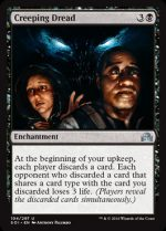 Creeping Dread (FOIL) 1