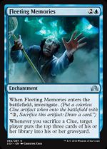 Fleeting Memories (FOIL) 1
