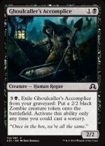 Ghoulcaller's Accomplice (FOIL) 1