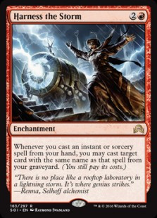 Harness the Storm (FOIL) 1