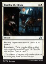 Humble the Brute (FOIL) 1
