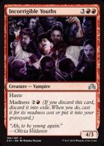 Incorrigible Youths (FOIL) 1