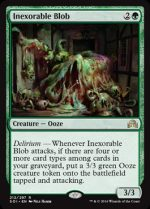 Inexorable Blob (FOIL) 1