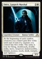 Odric, Lunarch Marshal (FOIL) 1
