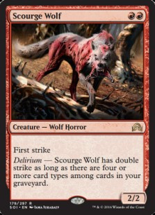 Scourge Wolf 1