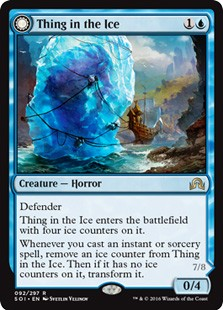 Thing in the Ice - Awoken Horror 1