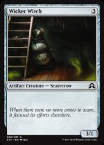 Wicker Witch (FOIL) 1
